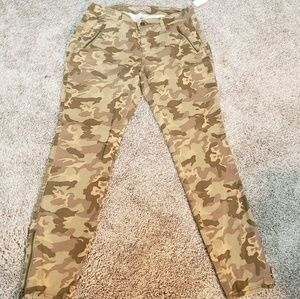 Old Navy Camouflage Jeans